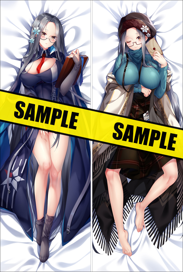 Shangri-La Azur Lane Dakimakura 3d japanese anime pillow case